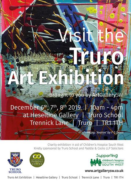 Truro Art Exhibition December 2019
